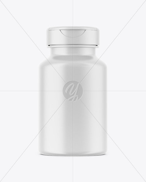 Download Glossy Plastic Bottle With Dispenser Mockup PSD - Free PSD Mockup Templates