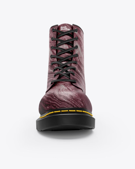 Boot Mockup