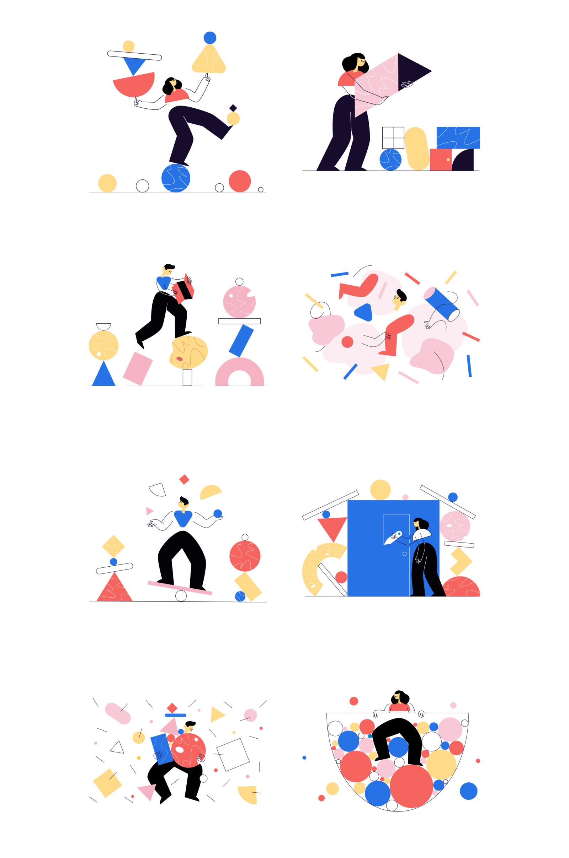 Struct Illustrations