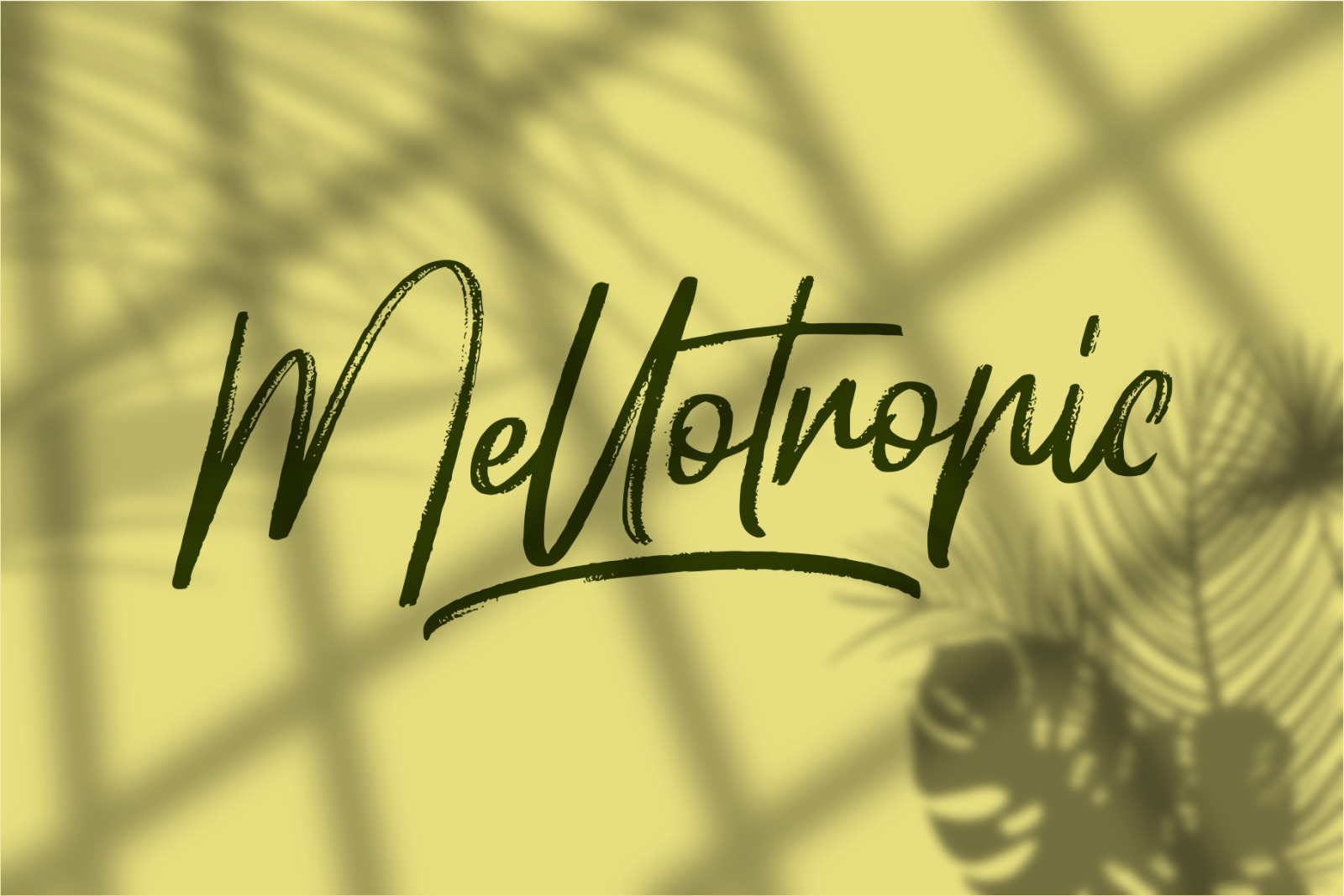 Hellotropica Handbrush Fonts
