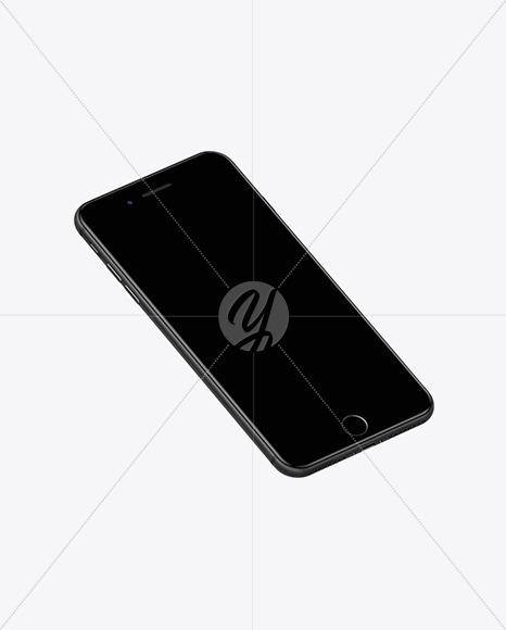 Isometric Desktop Mockup Free