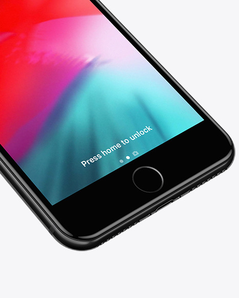 Apple iPhone 7 Plus Mockup