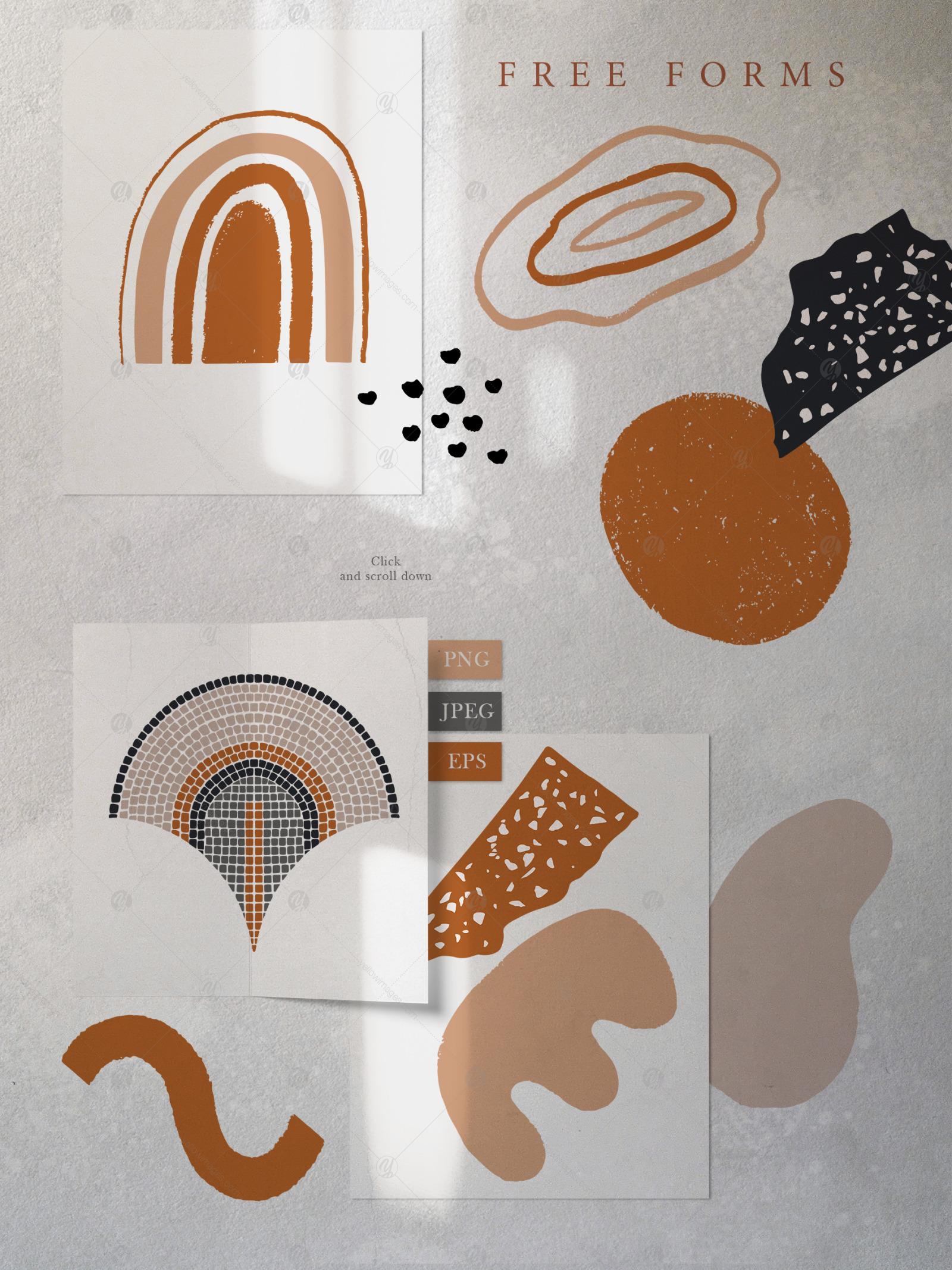 Mosaic and Terrazzo