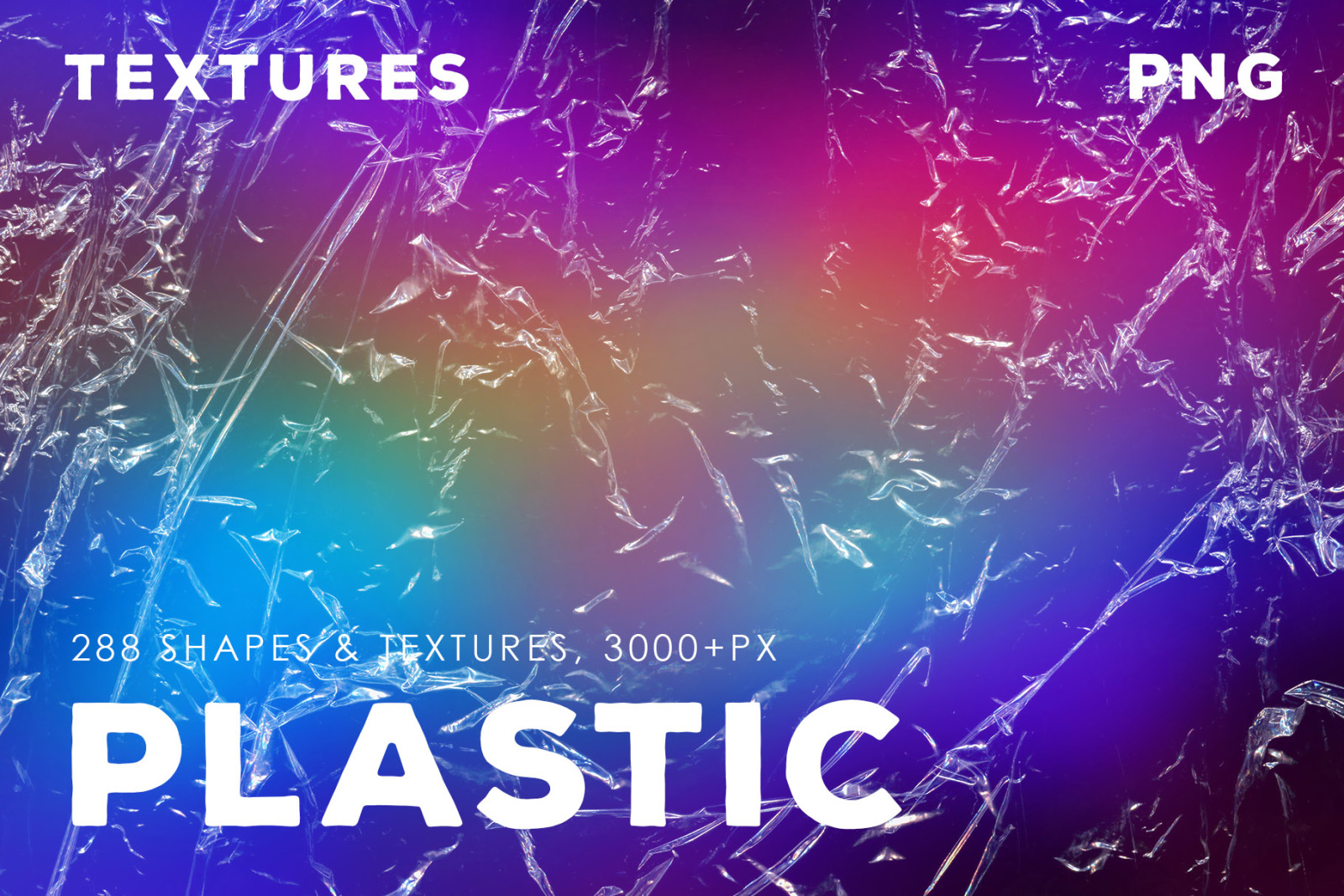 Plastic Overlays, Shapes & Textures