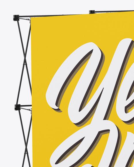 Banner Mockup
