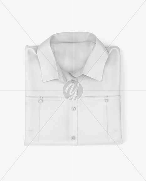 Folded Shirt Mockup