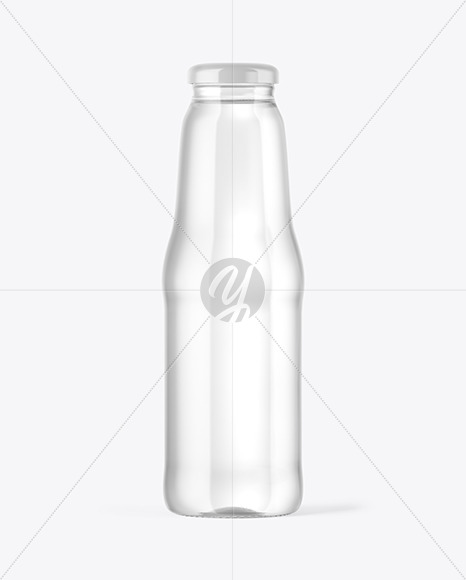 Download Clear Glass Water Bottle Mockup In Bottle Mockups On Yellow Images Object Mockups Yellowimages Mockups