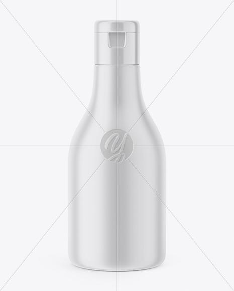 Plastic Bottle Mockup