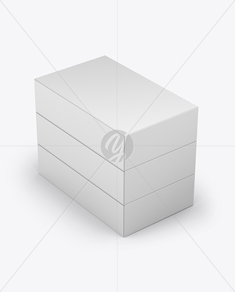 Download Three Paper Boxes Mockup Jersey Mockups