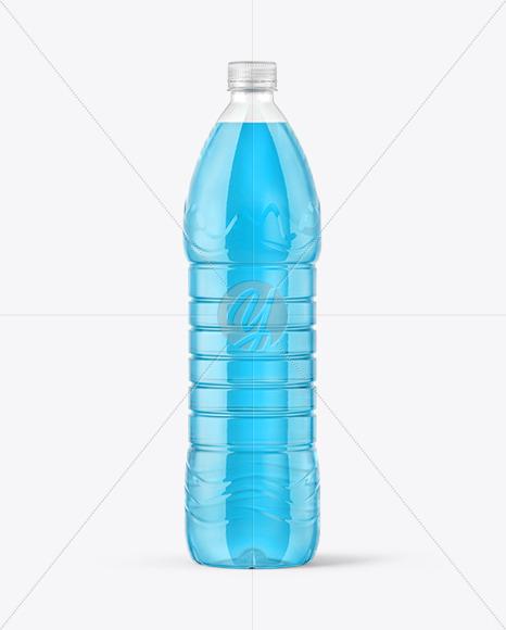1,5L Drink Bottle Mockup