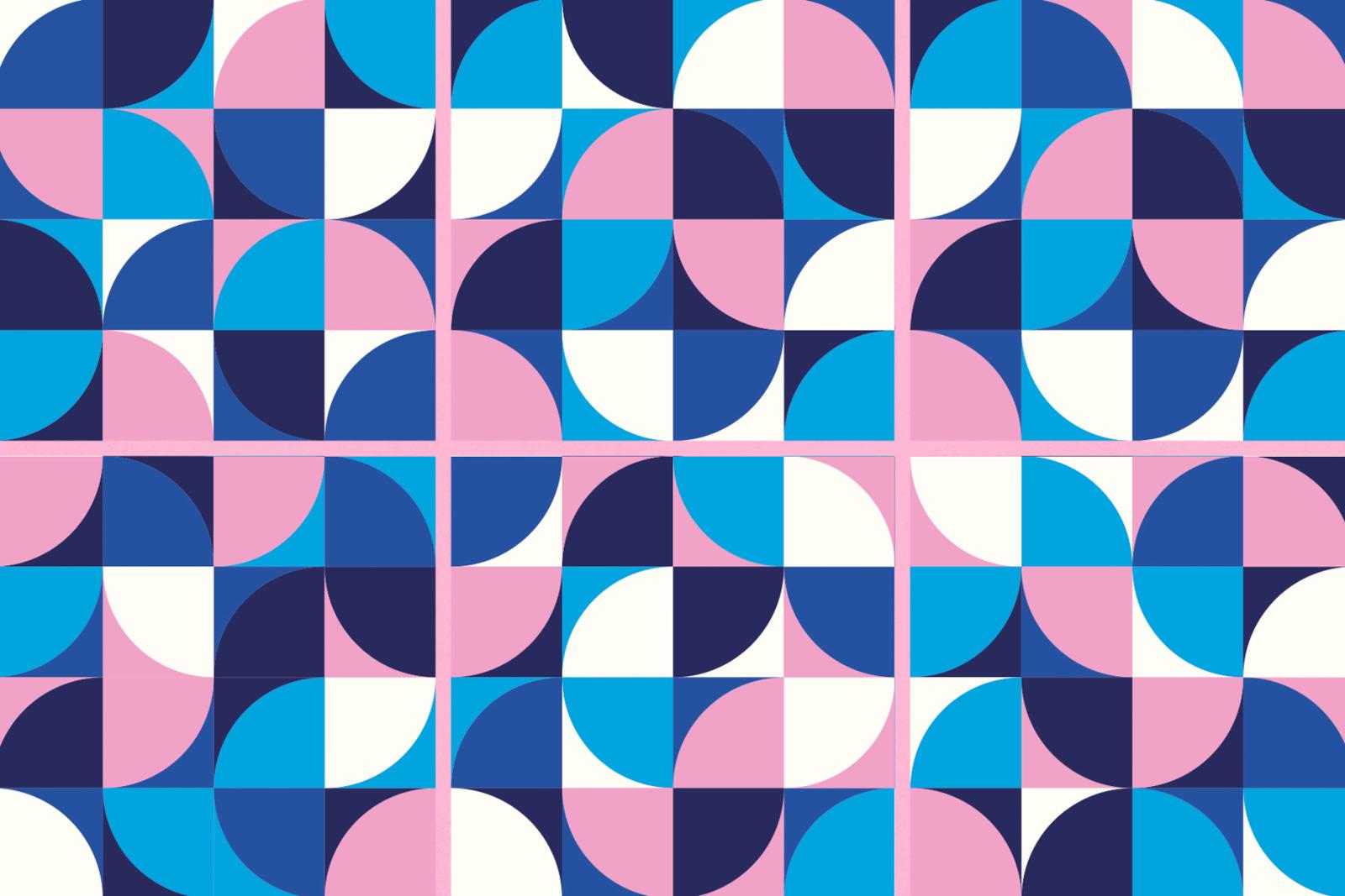 Geometric Shapes Patterns