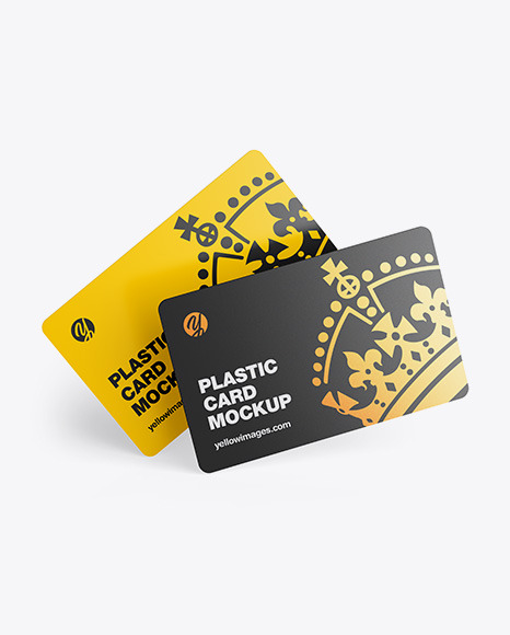 Plastic Card Set