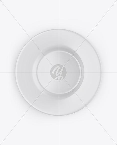 Glossy Plate Mockup