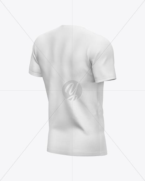 Men's T-Shirt Mockup