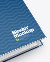 Binder Mockup