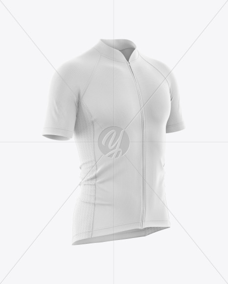 Download Mens Cycling Kit Mockup Half Side View Yellowimages