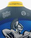 Women's Cycling Wind Vest Mockup