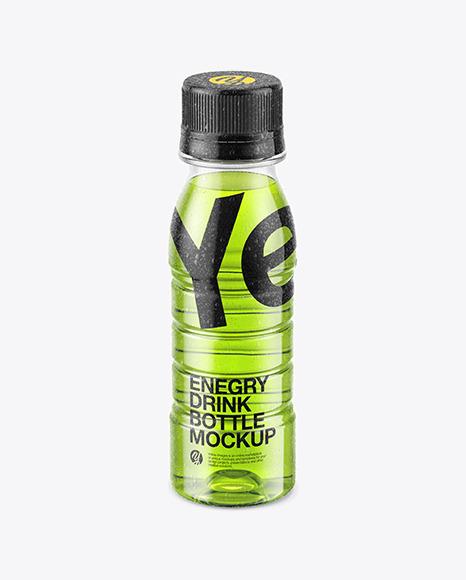 Download Drink Bottle PSD Mockup