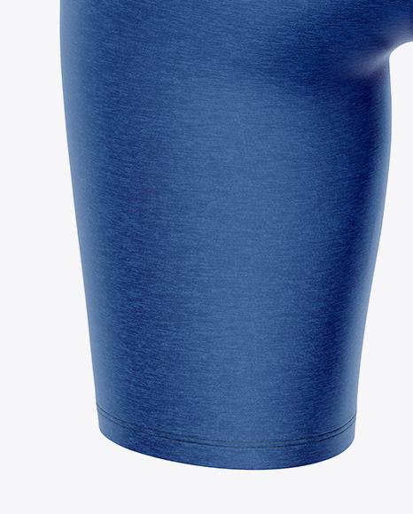 Melange Women's Shorts - Front View