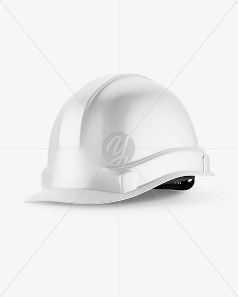 Hard Hat Mockup