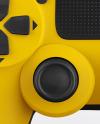 Matte DualShock 4 Controller Mockup