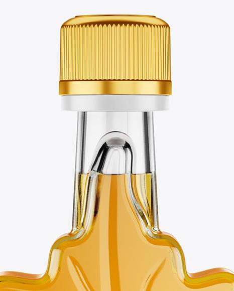Download Maple Syrup Bottle Mockup In Bottle Mockups On Yellow Images Object Mockups PSD Mockup Templates