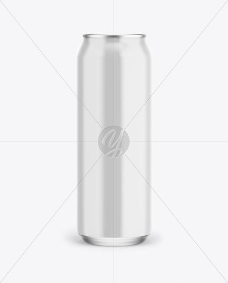 24oz Aluminium Can W/ Condensation
