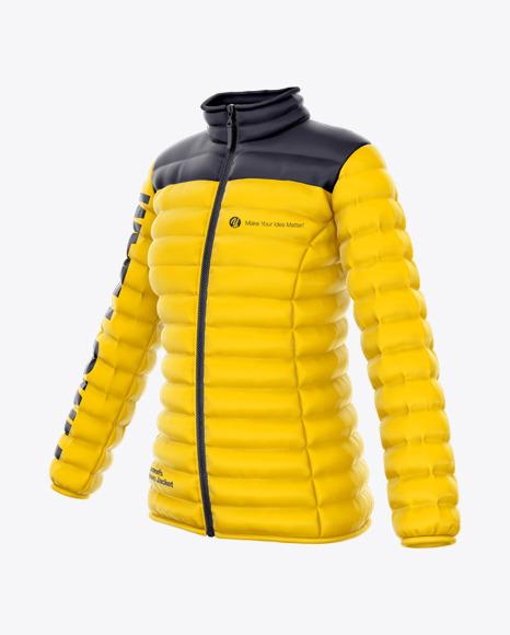 Women\'s Down Jacket