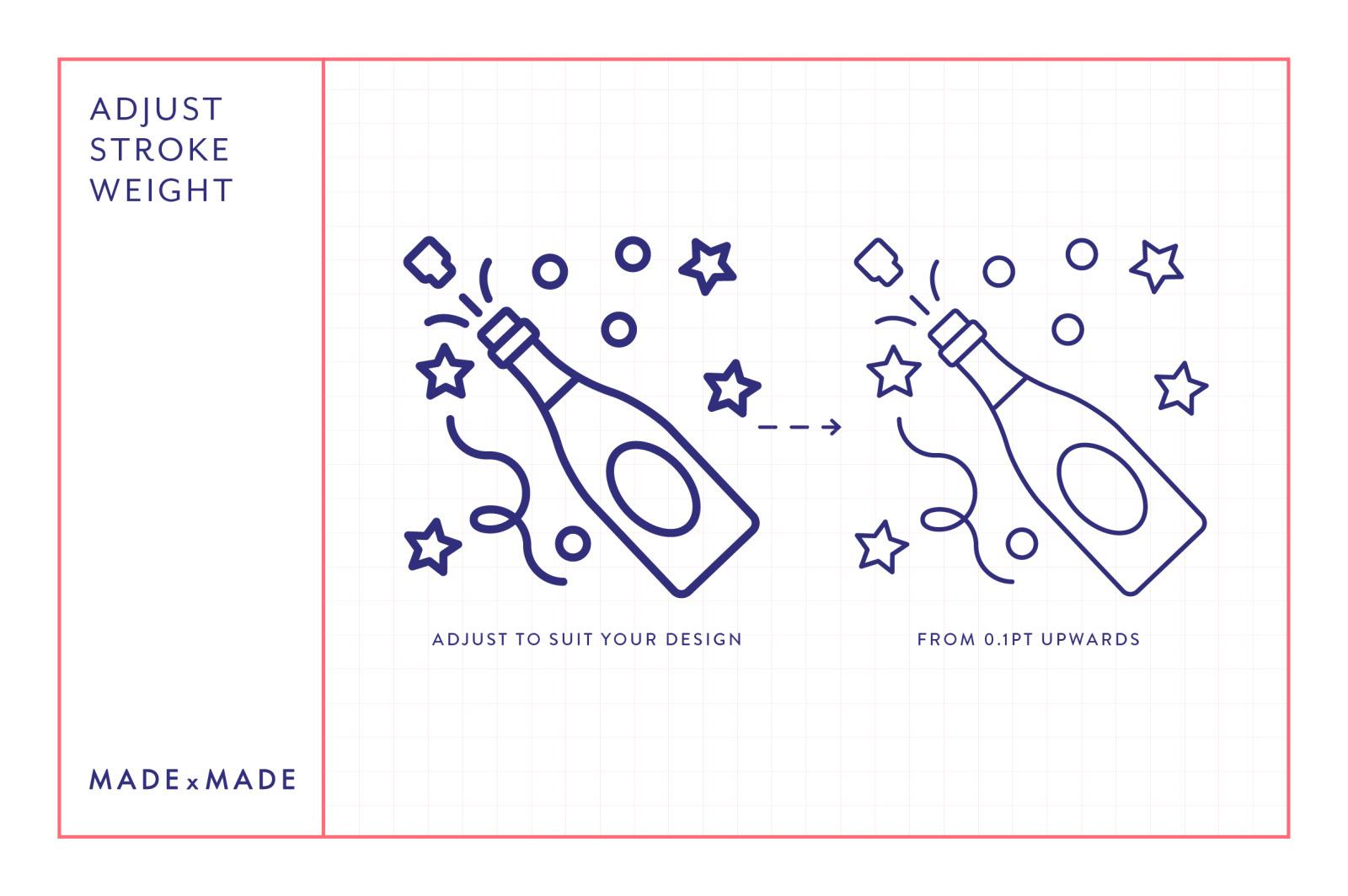 Line Icons – Mega Bundle Vol 2