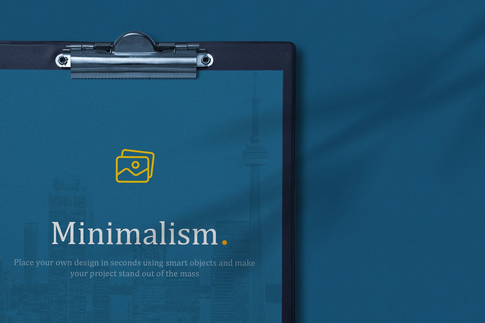 Minimalistic Branding Mockups