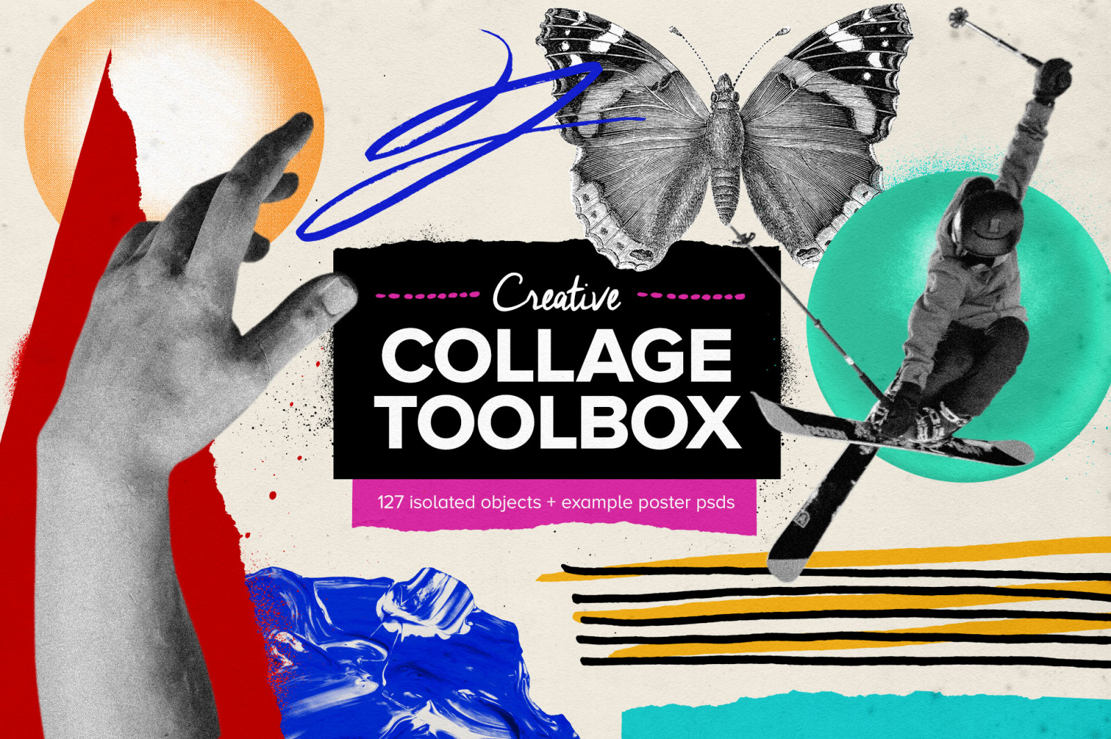 Creative Collage Toolbox