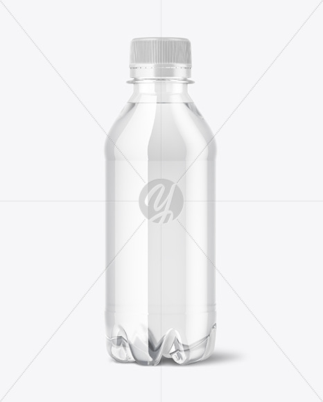 Download Clear Pet Water Bottle Mockup PSD - Free PSD Mockup Templates