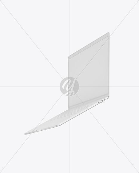 Clay Macbook Pro Mockup
