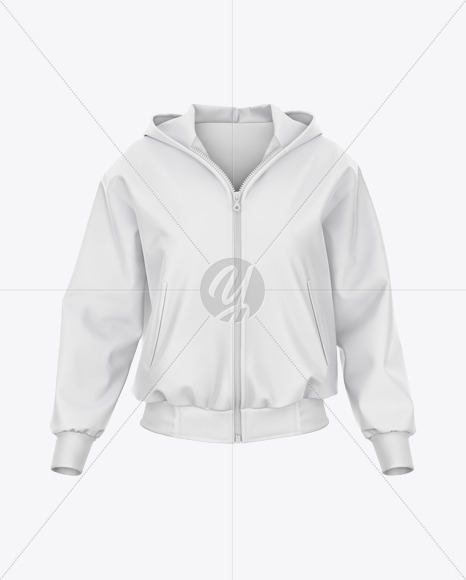 Women's Harrington Hooded Jacket