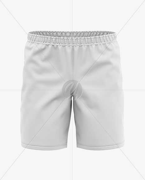 Men's Swimming Shorts - Front View