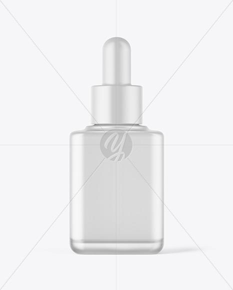Download 15ml Transparent Dropper Bottle Mockup PSD - Free PSD Mockup Templates