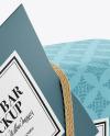 Matte Soap Bar Package Mockup