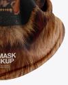 Ski Mask Mockup