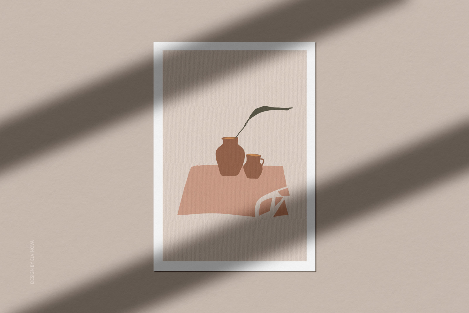 Lula Abstract Nude Prints