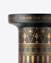 Ceramic Vase Mockup