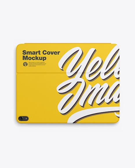 iPad Smart Cover Mockup