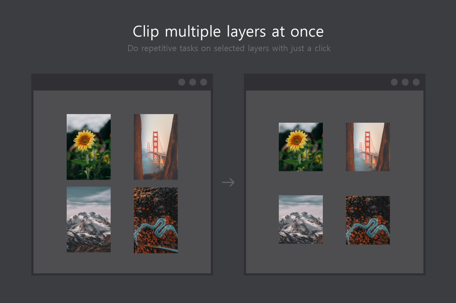 Image Extend - Clipping & Expansion Kit