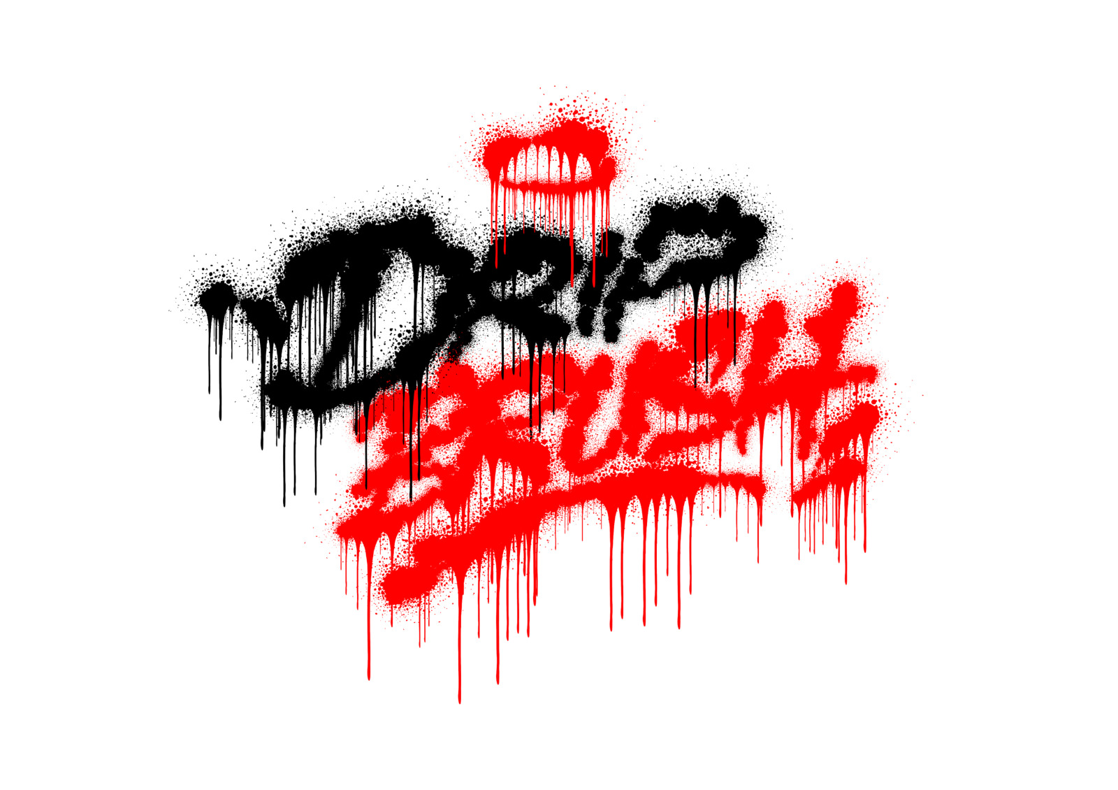 Drip Brushes for Procreate