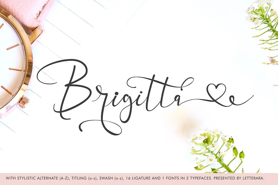 Brigitta Font