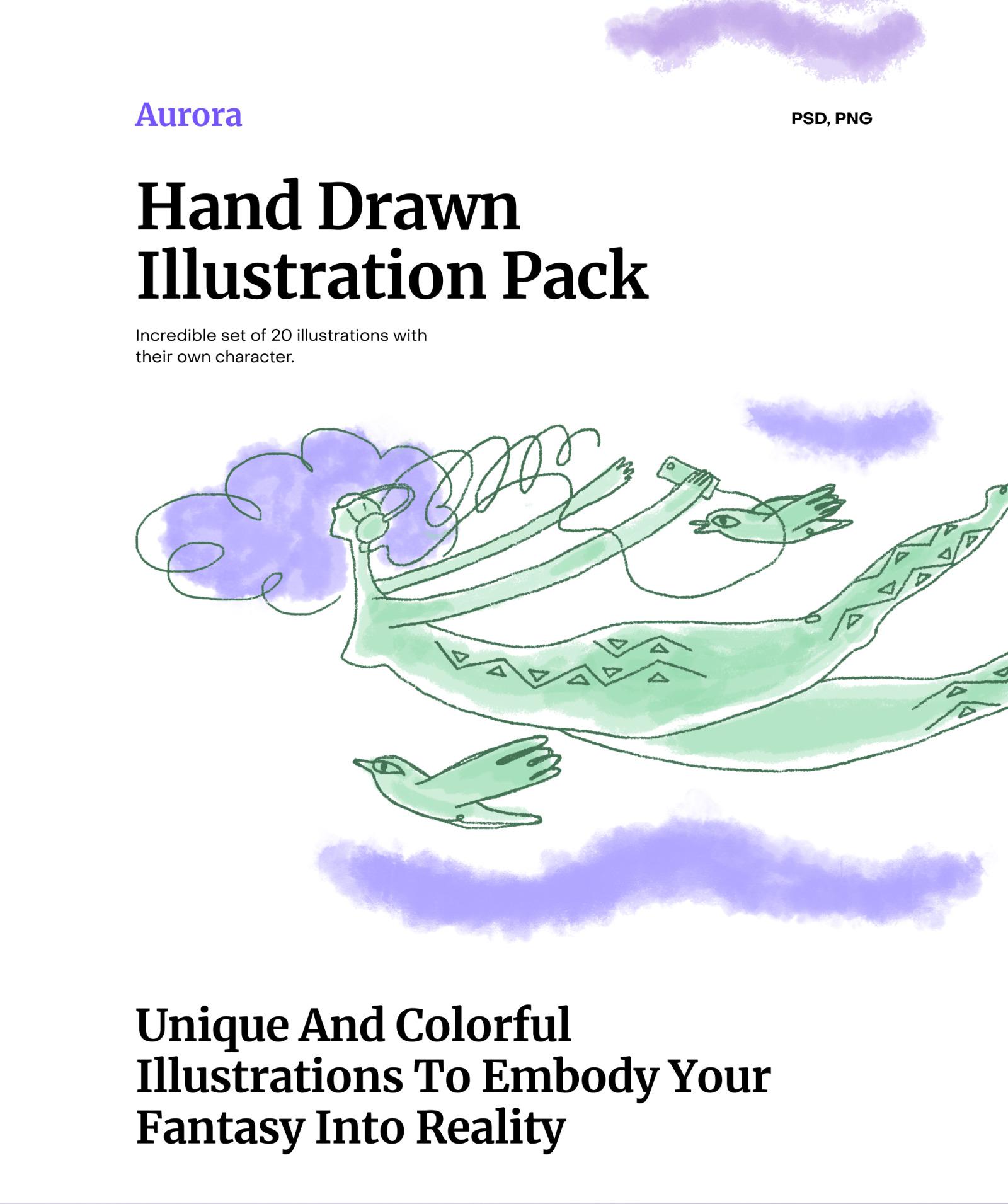 Aurora Illustrations