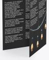 A5 Brochure - Back Side Mockup