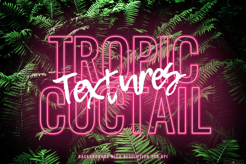 Tropic coctail
