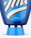 Shampoo Matte Bottle Mockup
