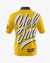 Polo T-Shirt Mockup