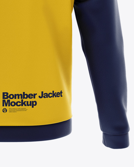 Download Mens Jacket Mockup Back View Yellowimages